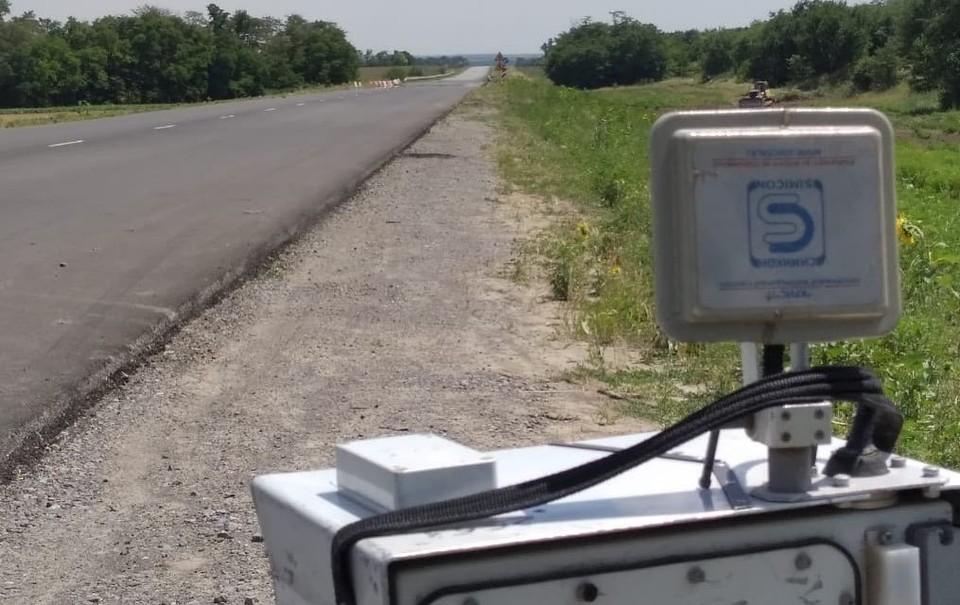 """Дополнительные комплексы видеофиксации будут следить за участками, где идет ремонт дорог. Фото: страница Центра безопасности дорожного движения в """"Инстаграме"""""""