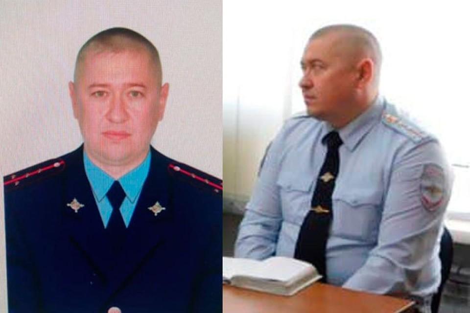 Погибший Владислав Неудахин. Фото с сайта ГУ МВД и администрации города.
