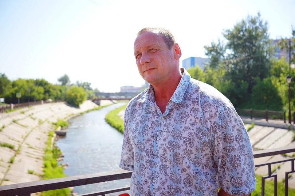 Вячеслав Дюков, депутат Горсовета
