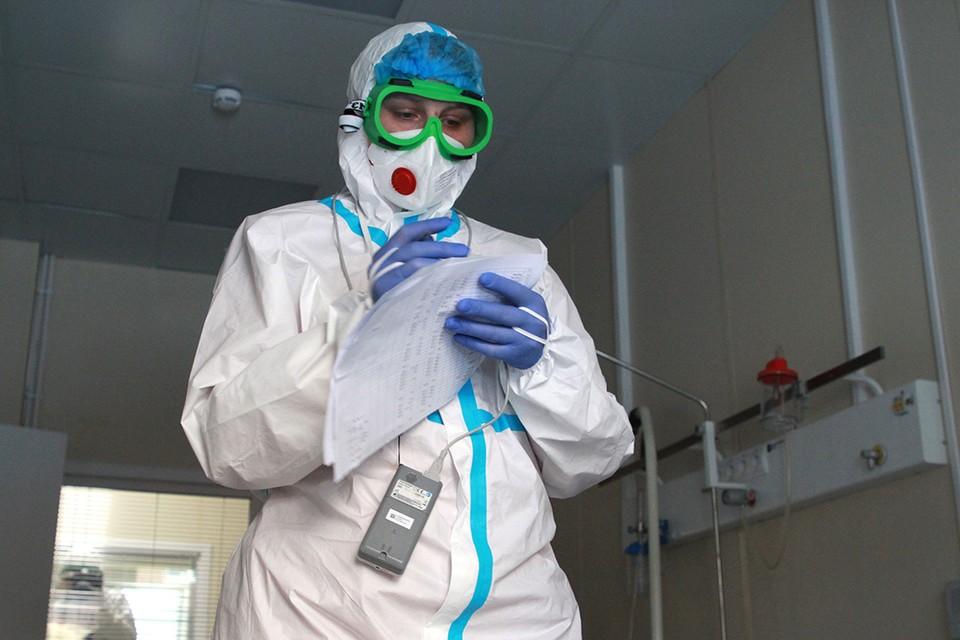33 пациента умерли от коронавируса в Иркутской области за сутки