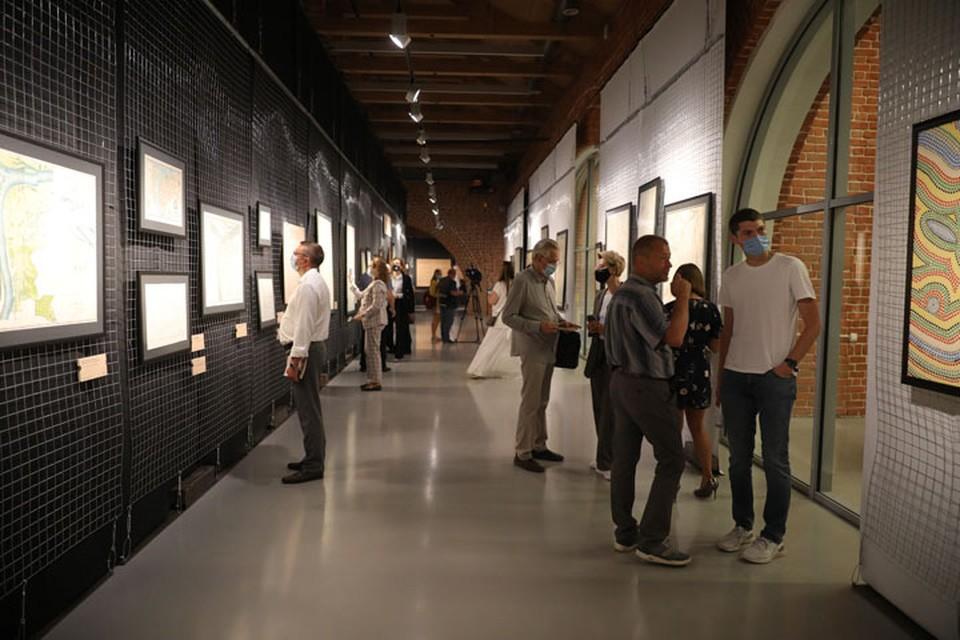 Необычная выставка стала подарком к 800-летнему юбилею Нижнего Новгорода. ФОТО: Кирилл Мартынов