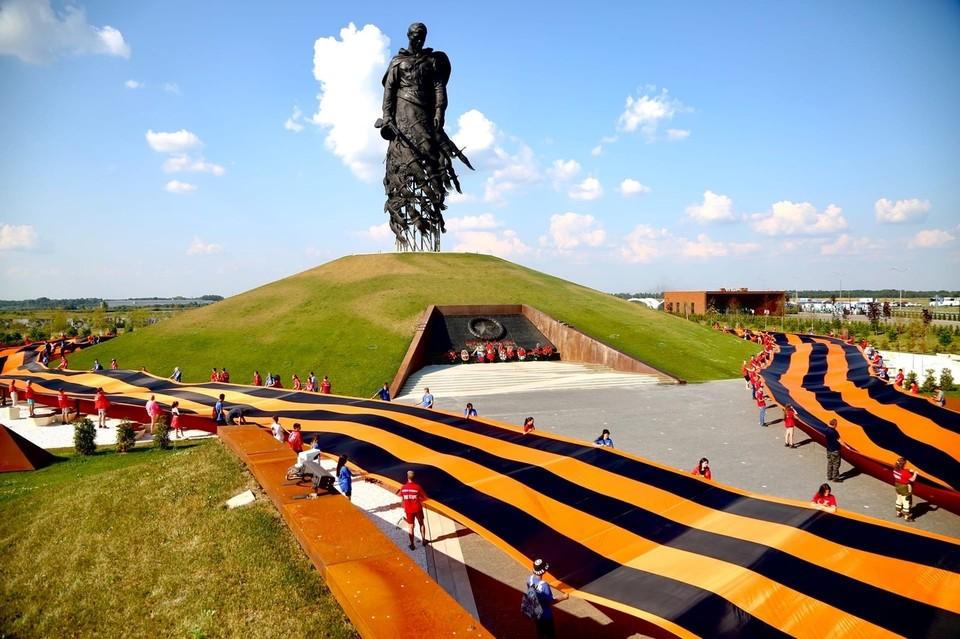 Лента длиной 300 метров является самой большой в мире Фото: vk.com/volrota
