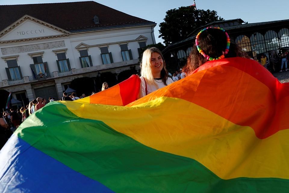 Еврокомиссия пригрозила Венгрии и Польше судом за ограничения распространений ЛГБТ-материалов