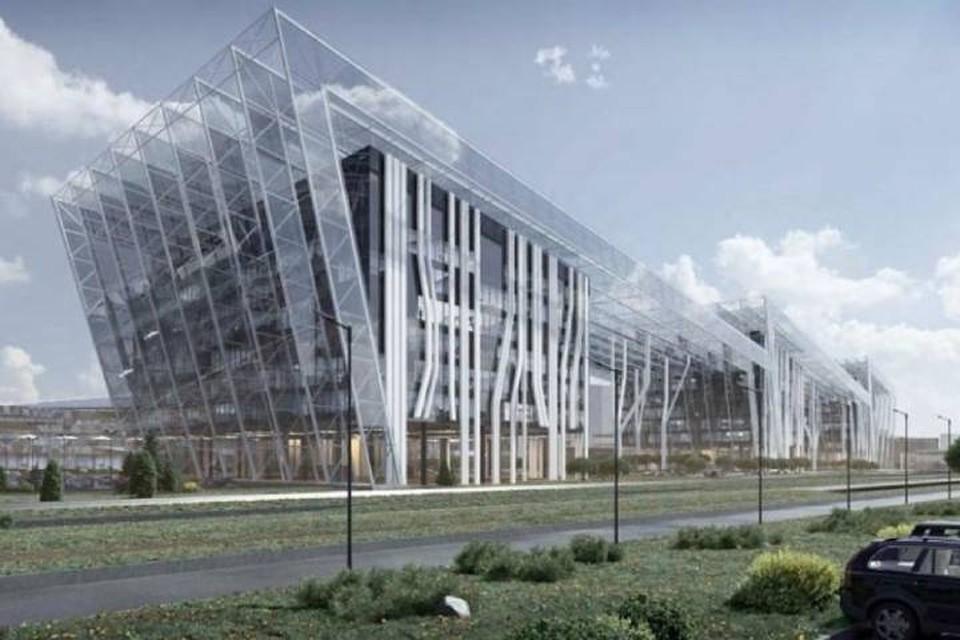 В Петербурге раскритиковали идею нового гигантского ТРК в Купчино / Фото: Адамант-Проект