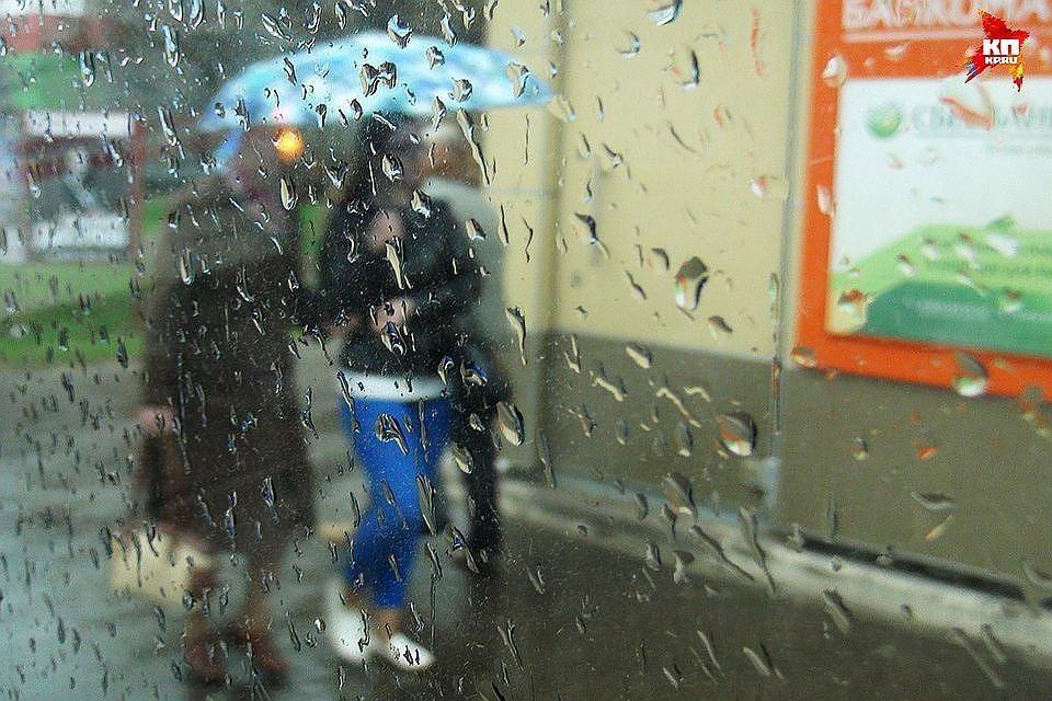 Погода в Иркутске: 16 июля пойдет дождь