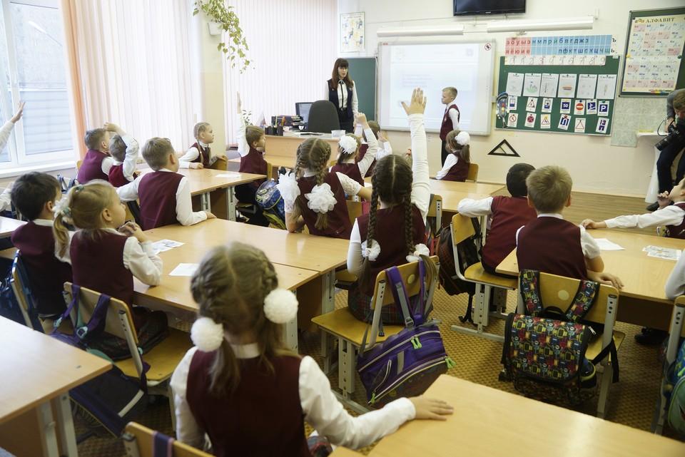 Помимо строительства новых школ и детских садов на островах внедряются современные подходы в обучении
