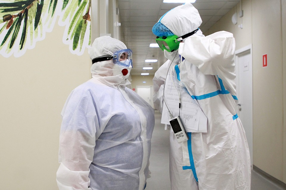 Почти у 400 человек подтвердился коронавирус в Иркутской области за сутки
