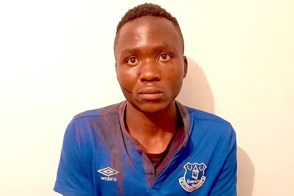 По заявлению полиции, пойманный маньяк признался в десяти убийствах. Фото: Полиция Кении