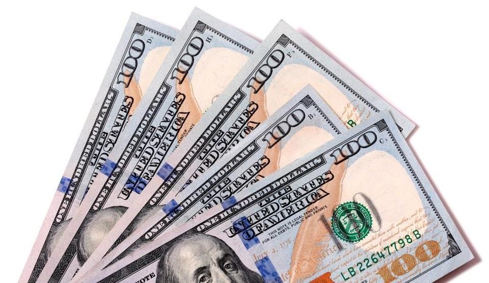 Доллар снова стал отступать по отношению к тенге