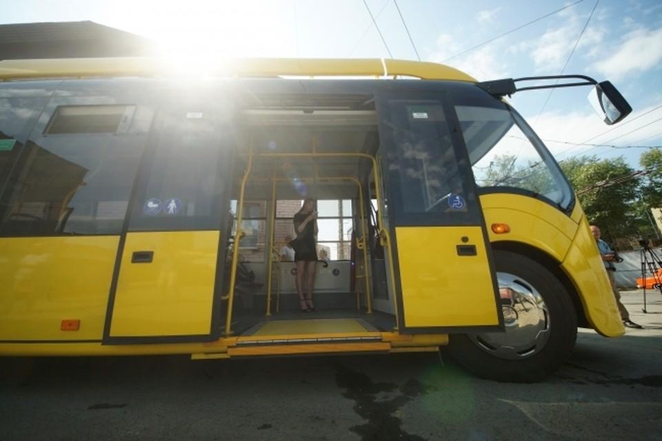 В перспективе весь общественный транспорт в городе станет электрическим