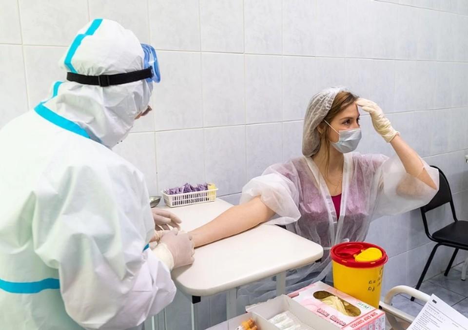 Коронавирусом за сутки в Прикамье заболели рекордное число пермяков.