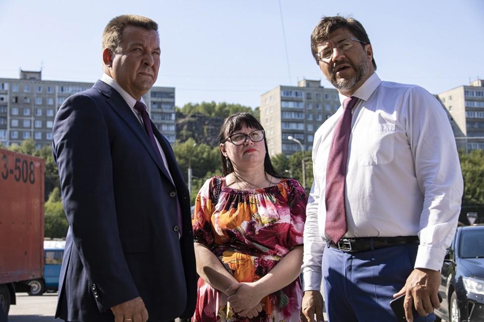 Евгений Никора узнал о проблеме Веры Тараскевич и сказал, что долгожданный забор появится.