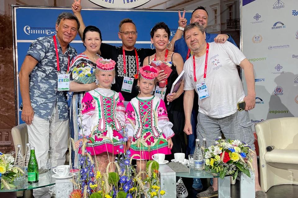 Звёзды девяностых приехали на «Славянский базар» в Белоруссию