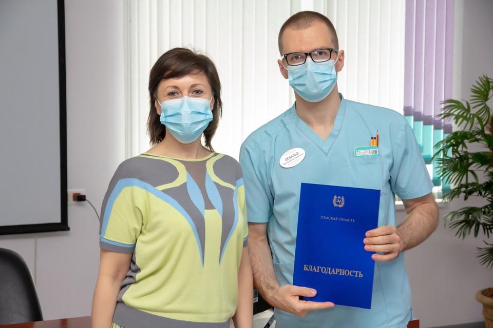С появлением Томского областного перинатального центра младенческая смертность в регионе значительно уменьшилась
