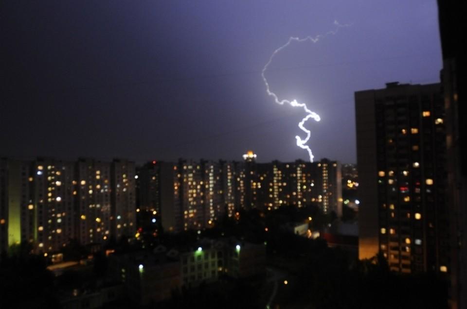 Грозы, ливни и усиленный ветер пройдут местами в Нижегородской области 17 июля