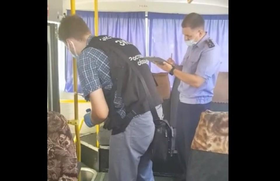 В Ростовской области заключен под стражу злоумышленник, устроивший кровавую резню в автобусе