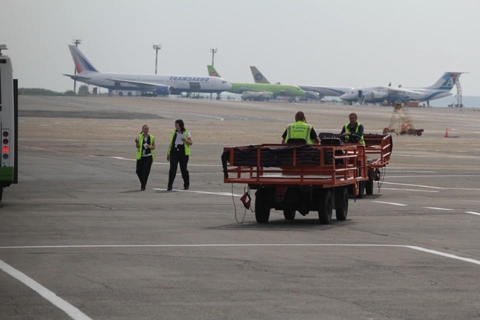 Рейс Якутск-Иркутск на сутки перенесли из-за дыма от лесных пожаров