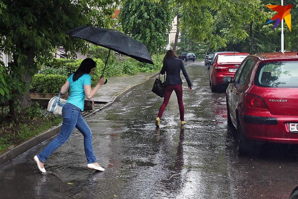 Остаток июля ожидается чуть холоднее, чем первая его половина, заявил синоптик Дмитрий Рябов
