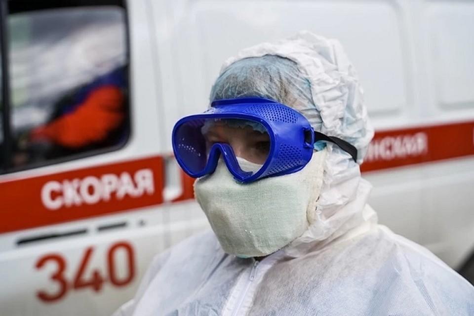 16 человек госпитализировано, 41 получает лечение на дому.