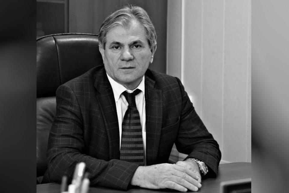 Арсалиев Шавади Мадов-Хажиевич. Фото: ЧГПУ