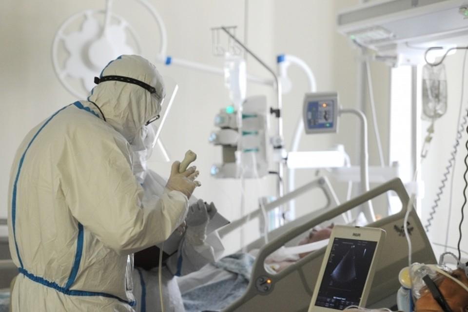 В Ростовской области от коронавируса скончались еще четыре человека