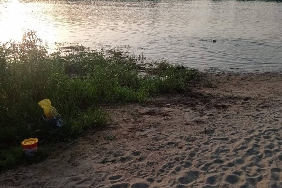 В реке Сож утонула 15-летняя девочка. Фото: Гомельское областное управление МЧС