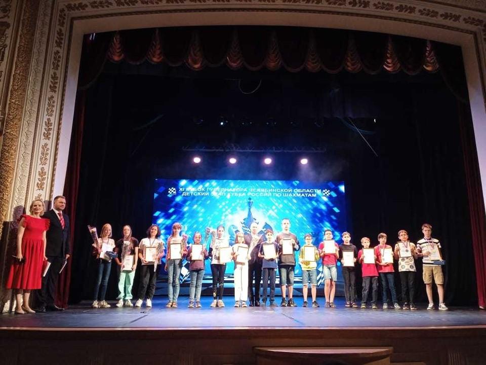 Алтайские шахматисты приняли участие в Кубке губернатора Челябинской области