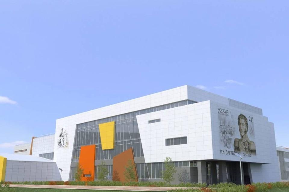 Так будет выглядеть школа в Юбилейном.Фото: пресс-служба администрации Иркутска.