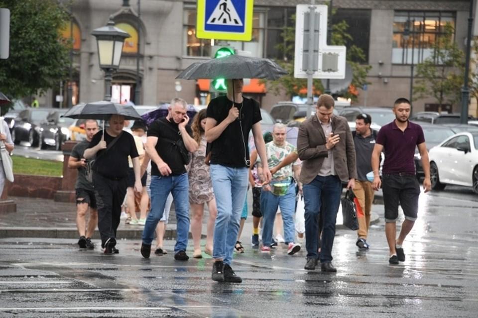 В Смоленске 19 июля жара пойдёт на спад.