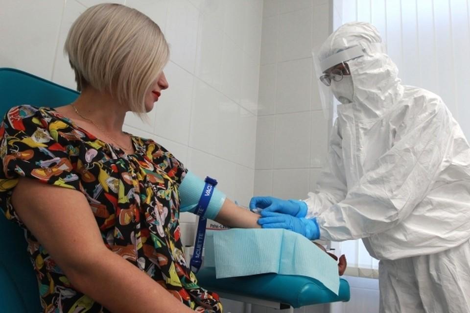 За прошлый месяц в Уфе было проведено более трех тысяч тестов на антитела к COVID-19
