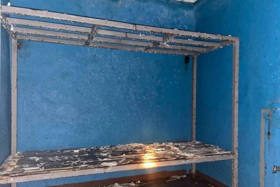 Подземную тюрьму с крематорием нашли в частном доме под Петербургом / Фото: 47news