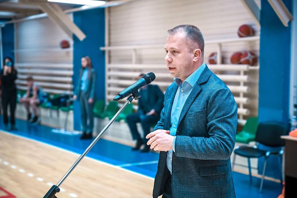 Вся жизнь Александра Дёмина связана со спортом Фото: областной спорткомитет