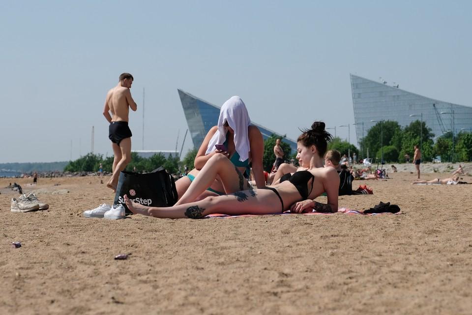 Из-за жары в Петербурге увеличилось число госпитализаций.