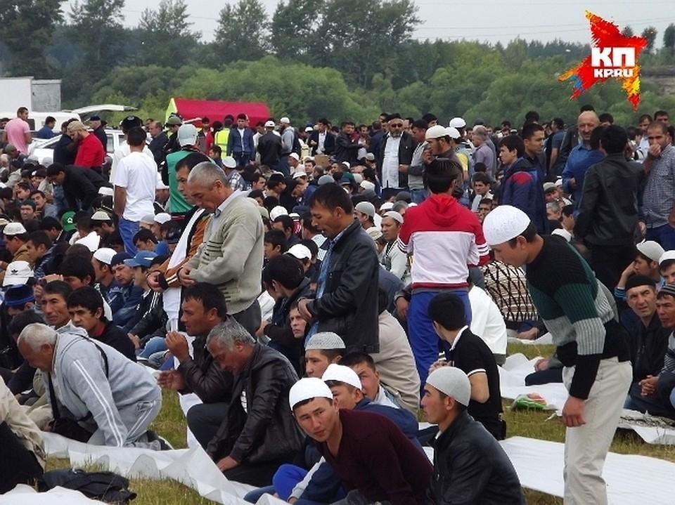 20 июля мусульмане отметят Курбан-байрам