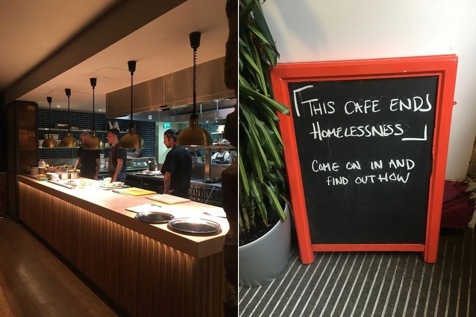 Так выглядит кафе в Британии. Фото: vk.com/id2035845