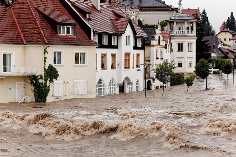 По прогнозам, таких сильных потопов, как в Европе, в Молдове не будет.