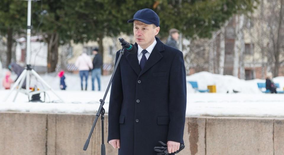 Александр Рукавишников. Фото: rkomi.ru
