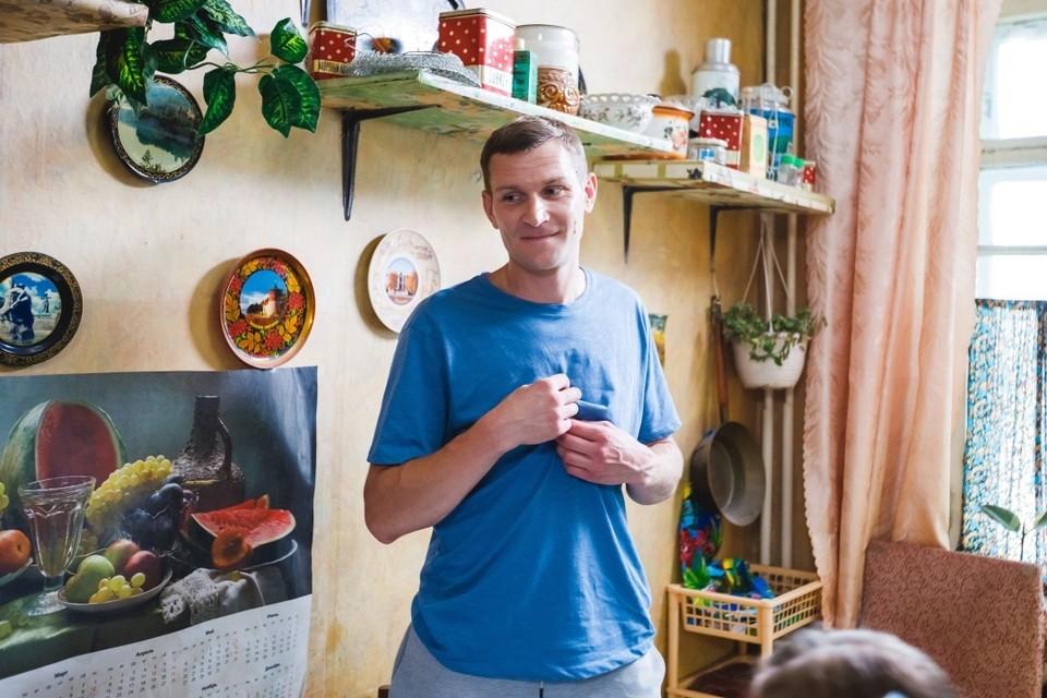 Колян вернется в старую квартиру. Фото: ТНТ