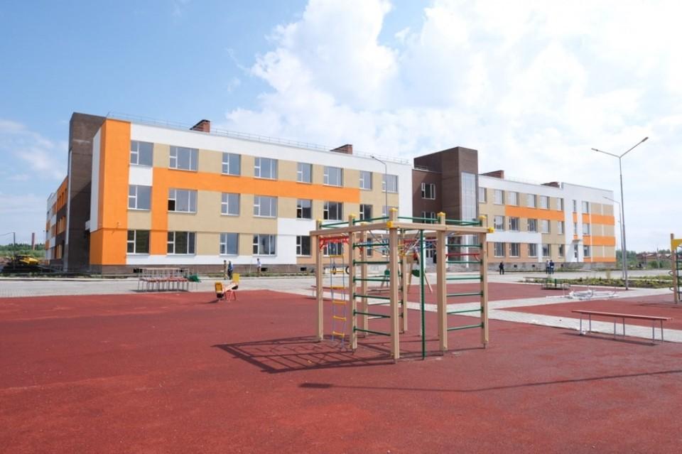 В этом году в Прикамье завершено строительство двух школ.