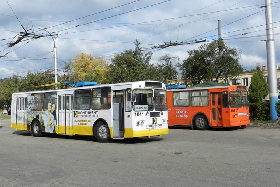 """В МУП """"Брянское троллейбусное управление"""" на линии выпускали транспорт с неисправностями."""