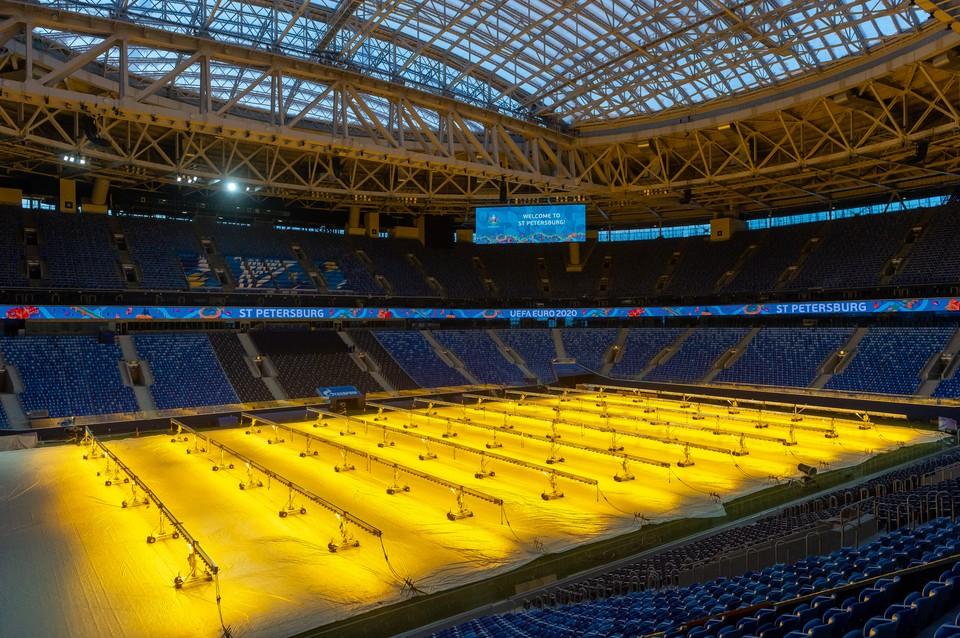 Сборная России проведет матчи отбора ЧМ-2022 в Санкт-Петербурге и Казани