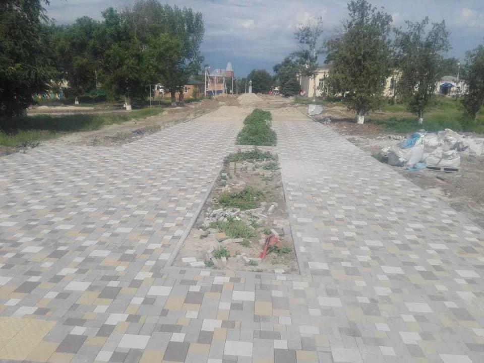 Фото: Администрация Мечетинского сельского поселения