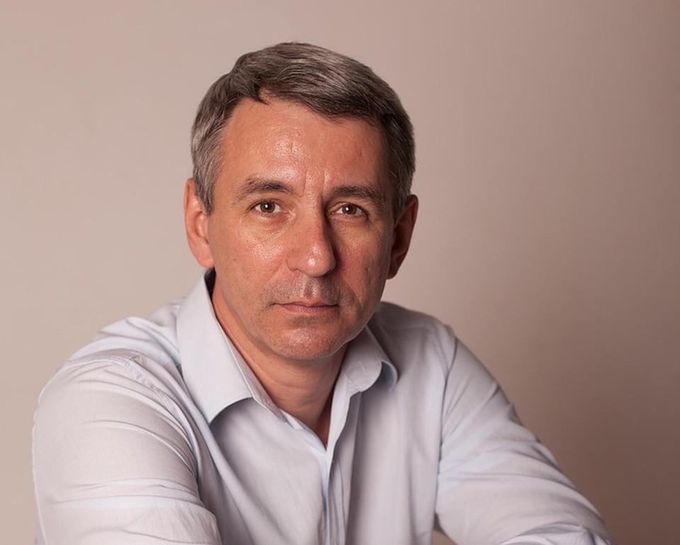 Писатель и политолог Сергей Юхин Фото: ria82