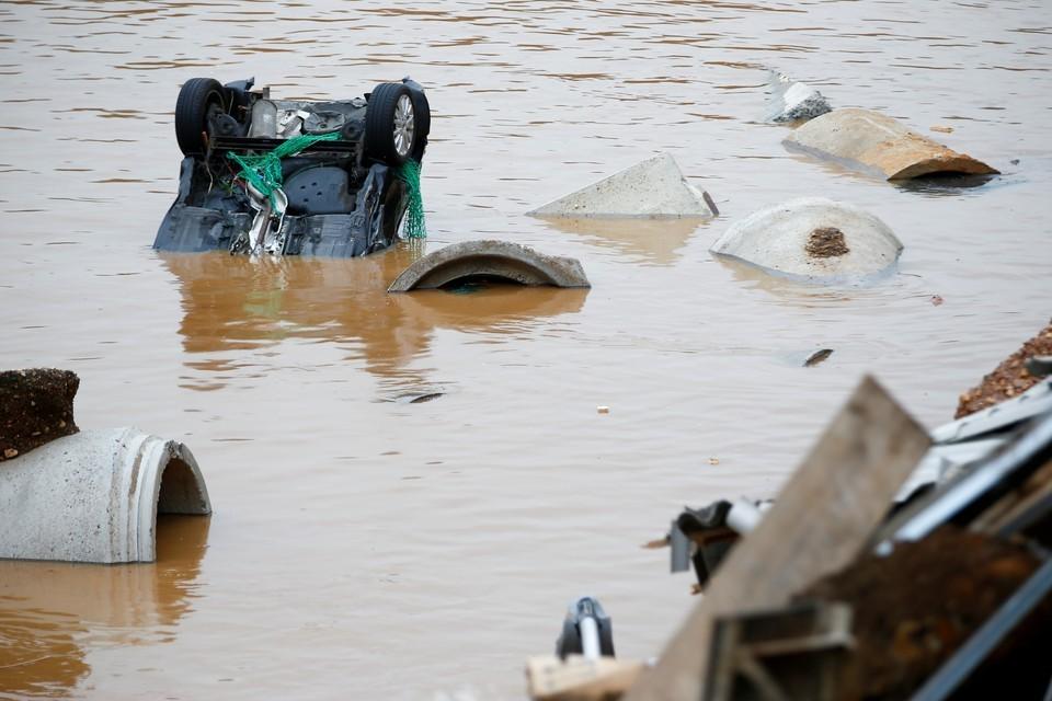 Число погибших из-за наводнений в Германии возросло до 169 человек