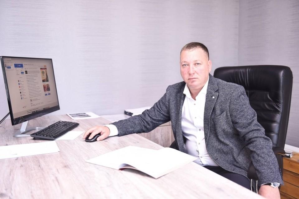 Алек Игнат - генеральный директор Tirex Petrol.