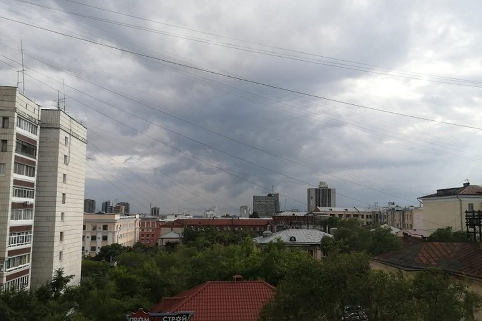 Погода в Хабаровске 21 июля 2021: возможен дождь