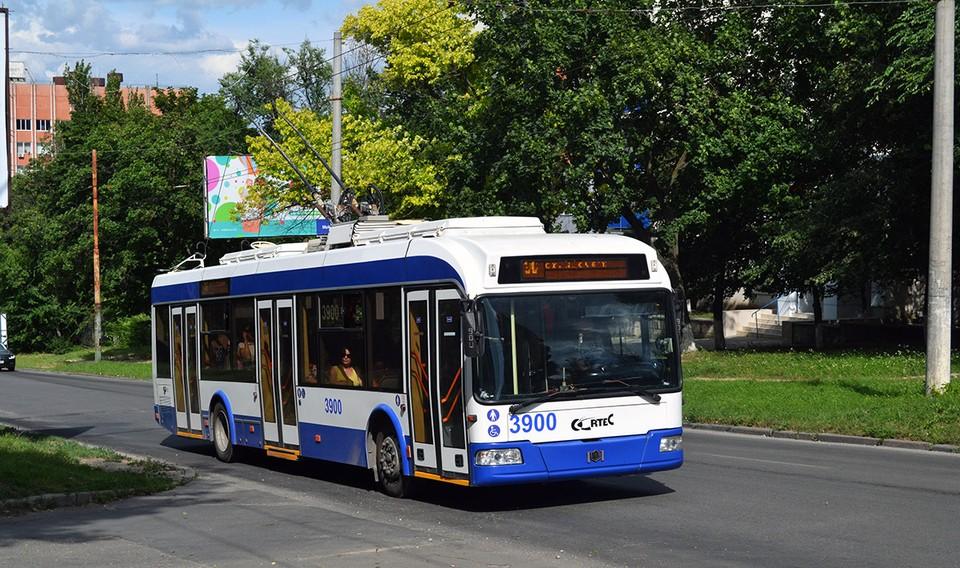 Состоится запуск новой троллейбусной линии № 28. Фото: соцсети