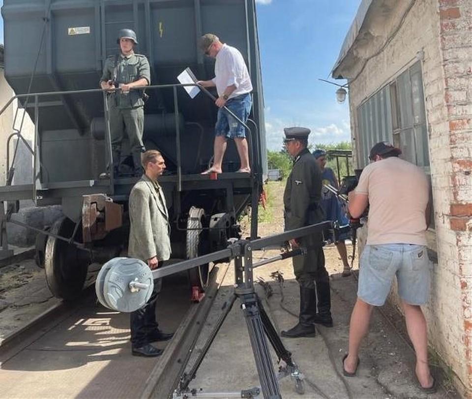 В Тульской области снимают фильм в жанре фэнтези «Черная пудра»
