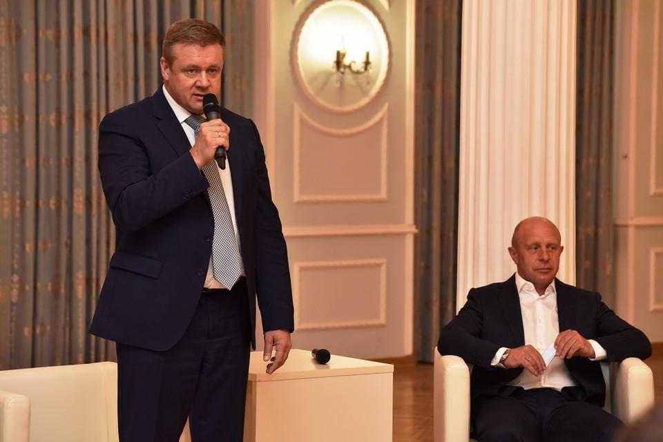 Рязанский губернатор сказал, что нужно делать, чтобы не покупать зарубежных футболистов.