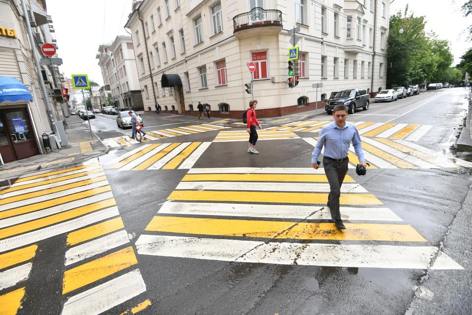Диагональные переходы появятся на перекрестках в Нижнем Новгороде.